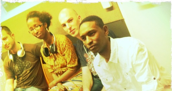 Sydney Afro-Beat BandThe Liberators on Departure Lounge Radio
