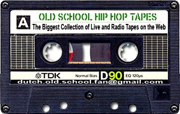 Oldschool mixtape grand wizard theodore on hot 97 with for Classic house music mixtapes