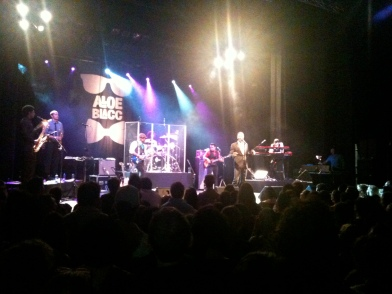 Aloe Blacc in concert