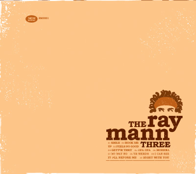 RAY MANN THREE