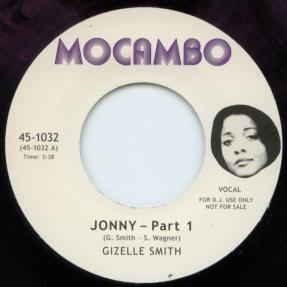 AUDIO-SOUL FUNK - Gizelle Smith - Jonny