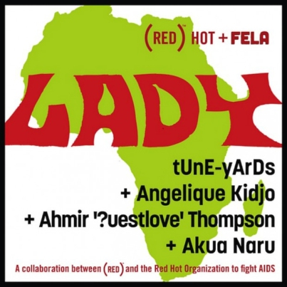 Audio: ?uestlove ,Tune-Yards , Angélique Kidjo , Akua Naru 'Lady' [Fela Tribute] « Okayplayer | okayplayer.com