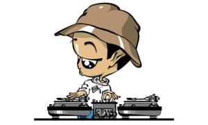 DJ moto logo