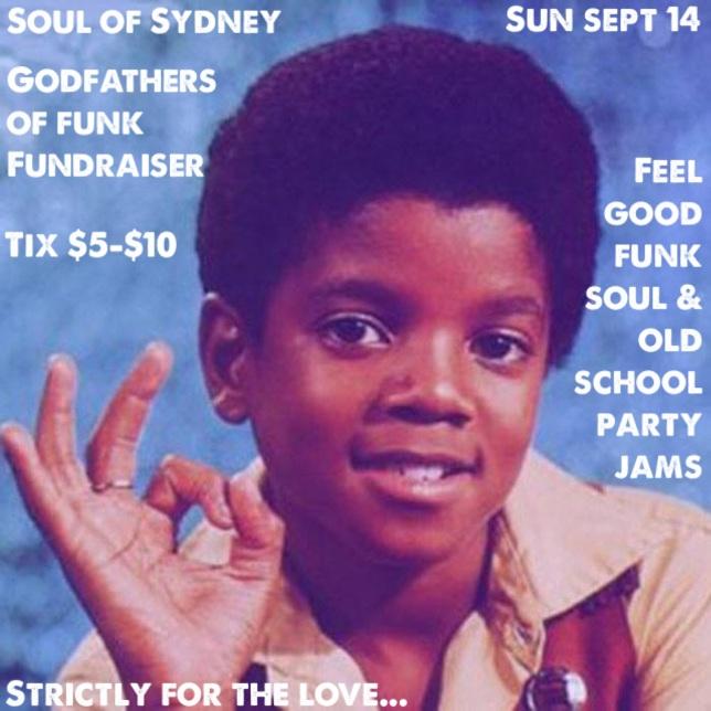 Michael Jackson Soul of Sydney Disco Funk