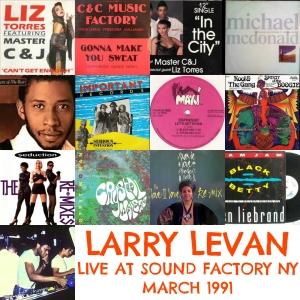 Larry Levan Sound Factory
