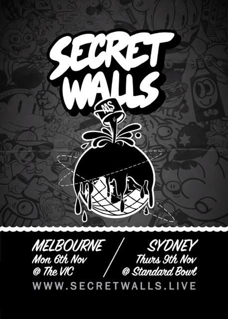 Secret Walls poster (1)